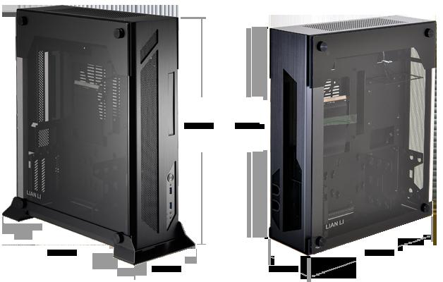 dd66d062fd Lian Li PC-O5S   PCパーツ,PCケース,Mini-ITX対応ケース   OLIOSPEC