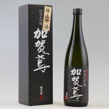純米大吟醸 加賀鳶 極上原酒