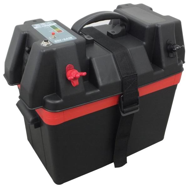 安心にバッテリーを使用するためのオススメ商品、バッテリーコントロールボックス
