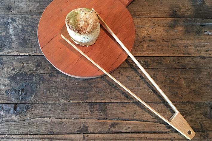 天ぷらばざみ(竹のトング)