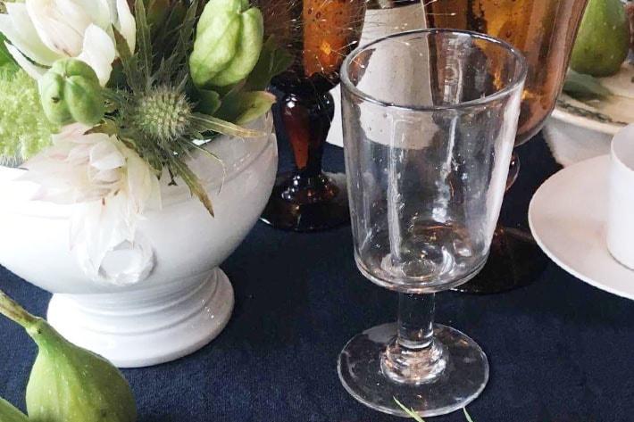 [antiques]19世紀フランス・ビストログラス