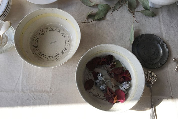 [林 英樹]しのぎ 中鉢