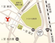 裾野塗装工場 SUSONO PLANT