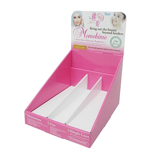 基礎化粧品用 卓上什器