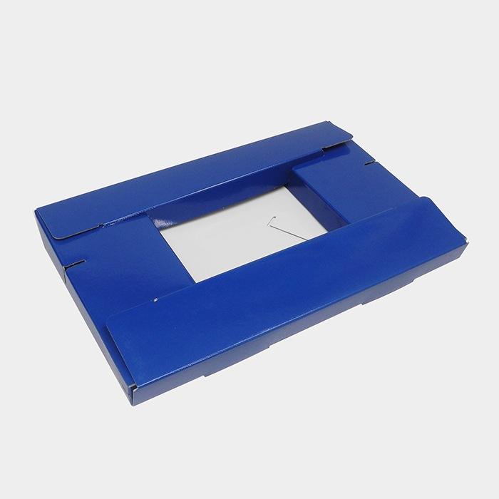 製作事例紹介 卓上什器 スパーレ展示台 簡単に組み立てができる本体