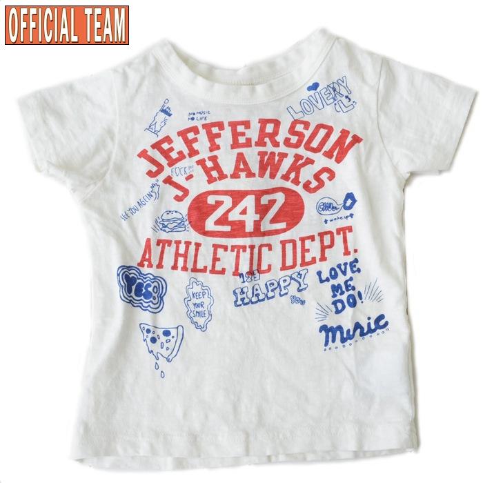 ジェファーソン Tシャツ