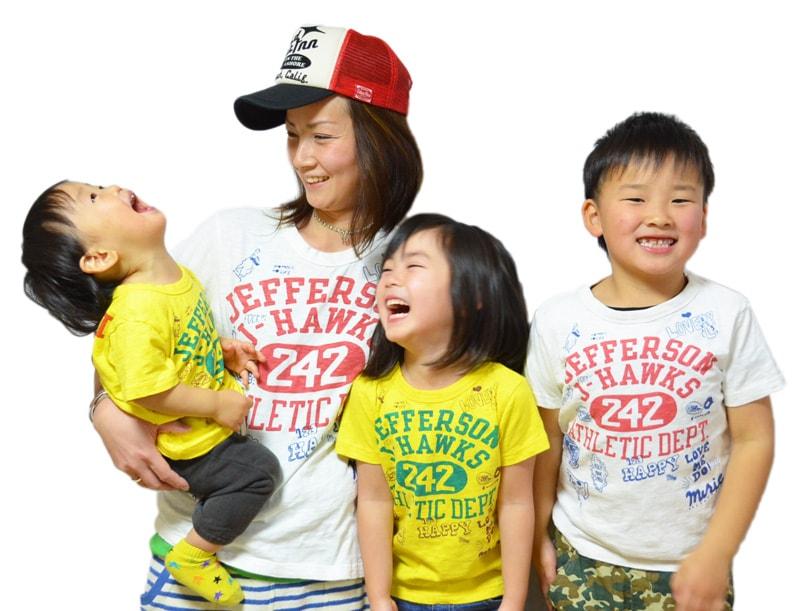 オフィシャルチーム ジェファーソンTシャツ
