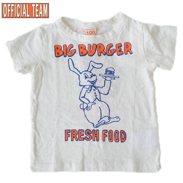 オフィシャルチーム  ラビットTシャツ