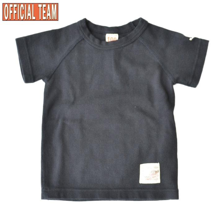 オフィシャルチーム スタンダードTシャツ ブラック