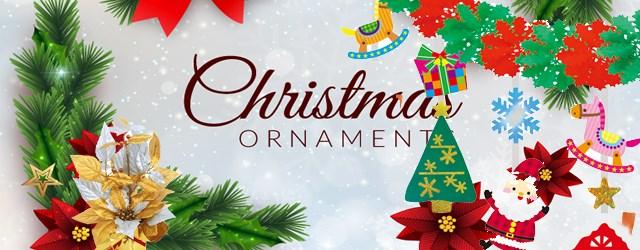 クリスマス用装飾