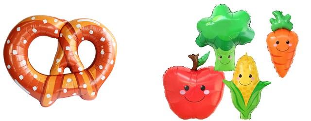 果物風船イメージ