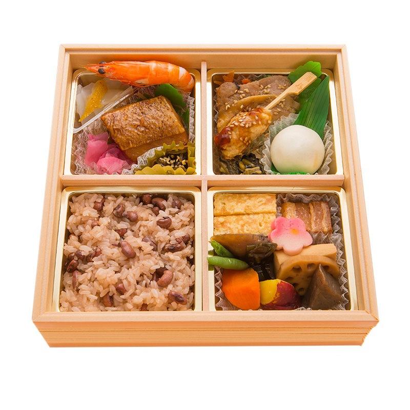 米八お箱弁当<松>