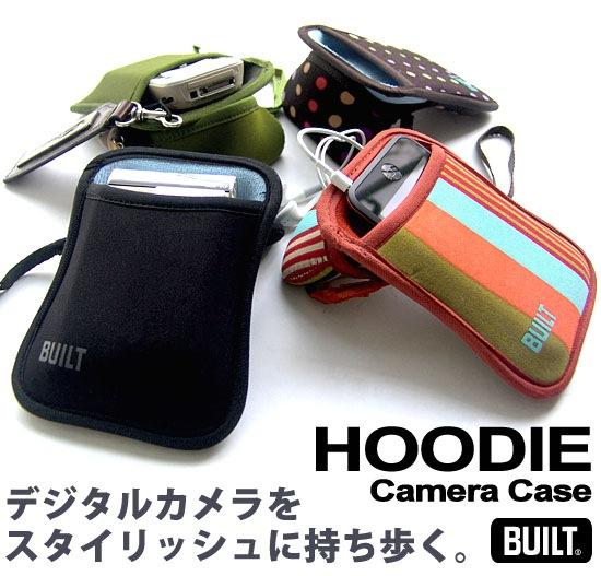 BUILT HOODIE Camera Case