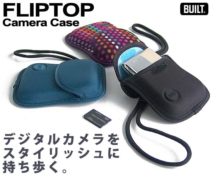 BUILT FLIPTOP Camera Case