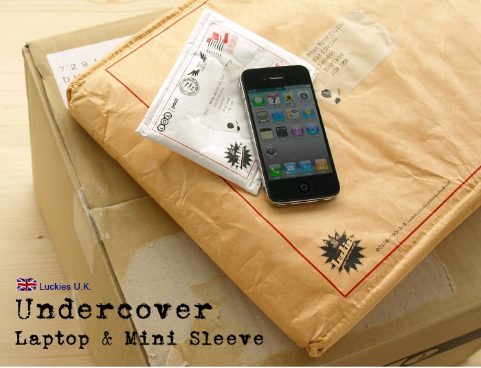 undercover tablet sleeve アンダーカバー ラップトップ ミニ タブレット スリーブ
