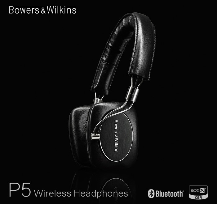 正規品 ヘッドフォン ワイヤレス iphone B&W P5 Wireless On ear Headphones bluetooth ブルートゥース イヤホン 携帯電話 ipod スマホ