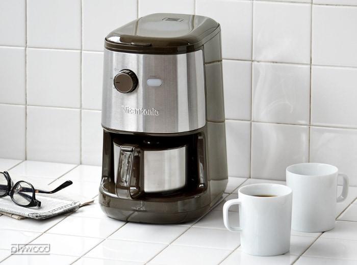 vitantonio automatic coffee maker ビタントニオ 全自動コーヒー
