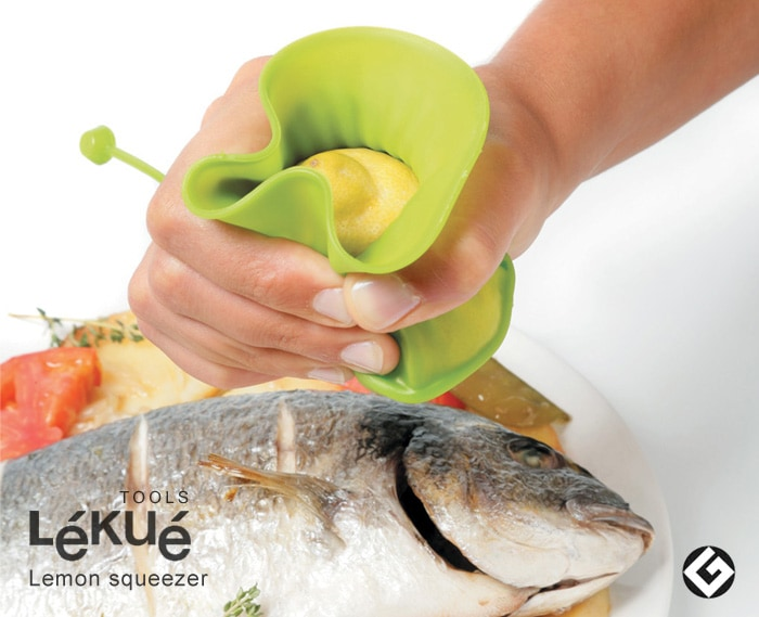 Lekue ルクエ レモンスクイーザー Lemon press