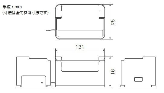 qk30-op-u寸法図