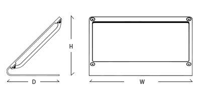 Nexus7寸法図