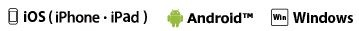 iOS Android Win