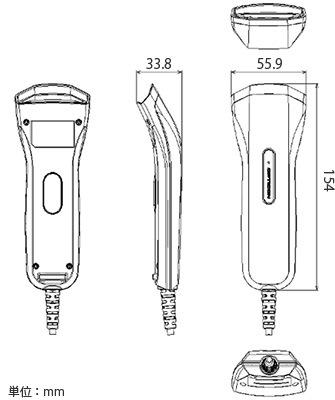 C-41外形寸法図