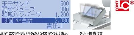 大型液晶イメージ