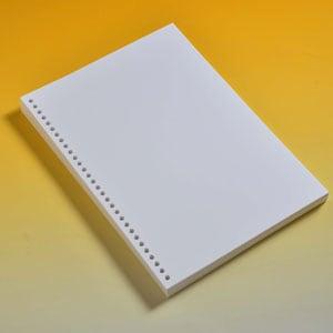 リングファイル用紙