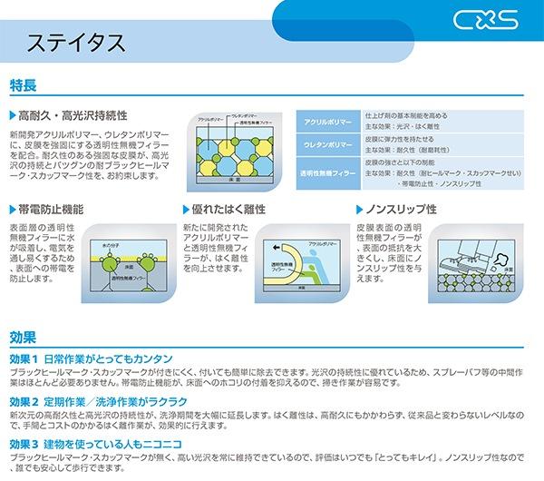 CXS ステイタス 資料1