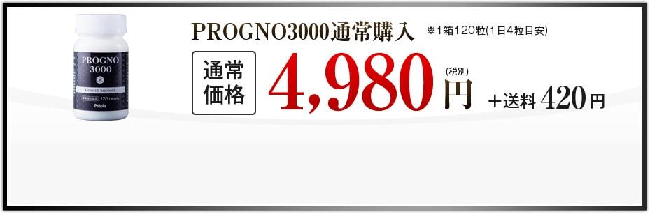 通常購入・4980円