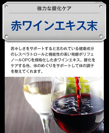 赤ワインエキス末