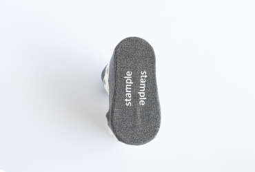 stample ポンポンチュール カップ入りベビーソックス