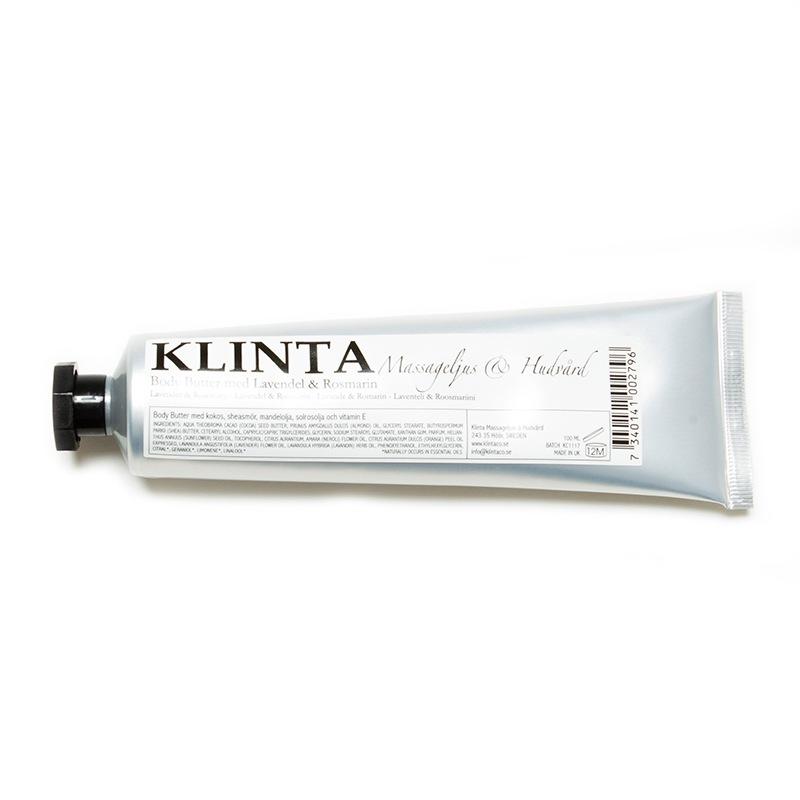 KLINTA クリンタ ボディバター スウェーデン スウェーデン アロマ