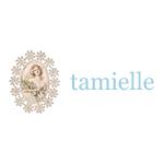 tamielle エシカル ハンカチ フランス 刺繍