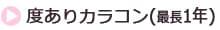 度ありコンベンショナルカラコン(最長1年)