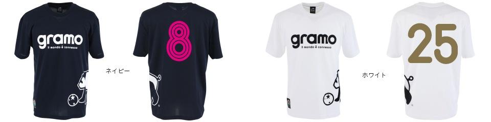 gramo グラモ プラシャツ FAST2 P-026