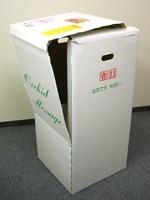 胡蝶蘭の梱包開封の手順:ステップ2