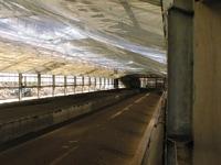 豚糞堆肥舎 内部構造
