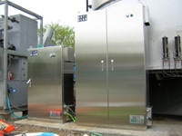 オゾンガス発生器と酸素ガス発生器