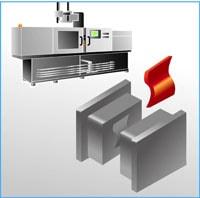 樹脂成型機の金型冷却水配管改善に流量計
