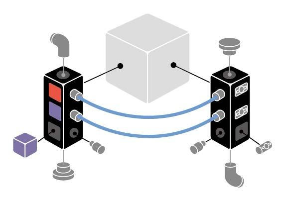 集合配管 一括注文 システム マニホールド