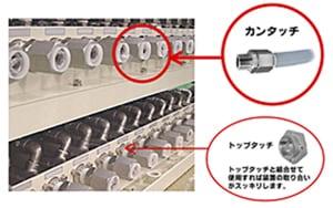半導体装置の冷却水配管