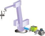 溶接機の冷却水管理