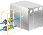 真空装置の冷却水管理