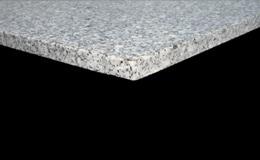 熱伝導率が高く、蓄熱性に優れた天然花崗岩の石床