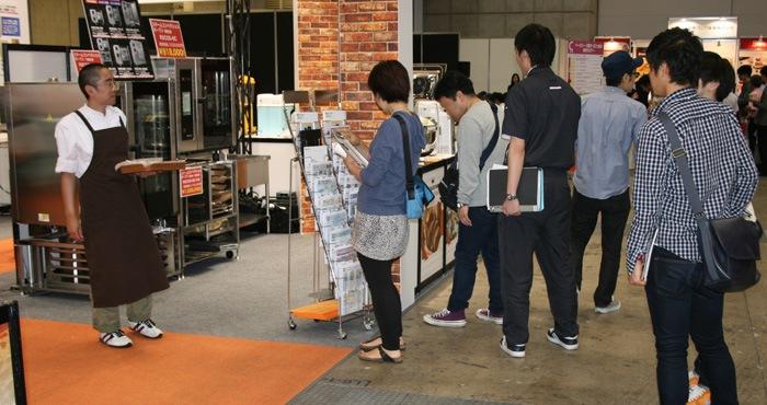 パティスリー&ブーランジェリー ジャパン2014 写真3