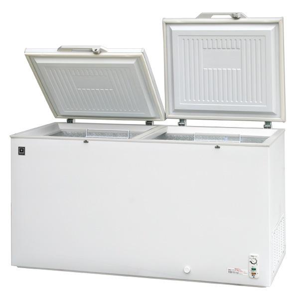 冷凍ストッカー 418リットル【急速冷凍機能付】RRS-418 幅1523×奥行725×高さ842(mm)