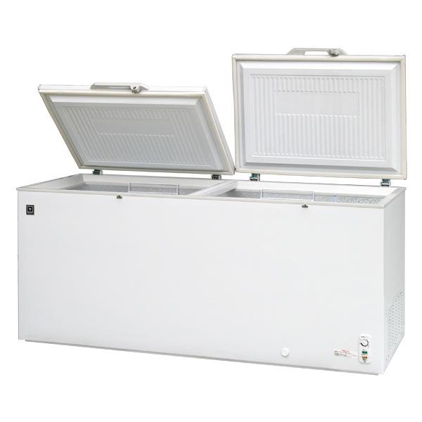 冷凍ストッカー 525リットル【急速冷凍機能付】RRS-525 幅1843×奥行725×高さ842(mm)