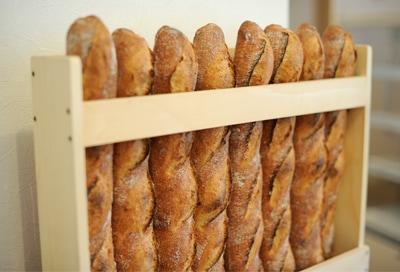パン焼きあがりイメージ