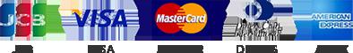 1利用可能クレジットカード